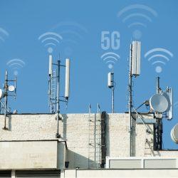 5Gの基地局の拡大はどのくらい進んでいる?